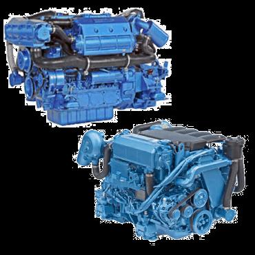 115 - 165 HP
