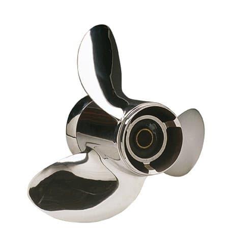 Single Propeller for SX Drive 3 Blade Stainless RH