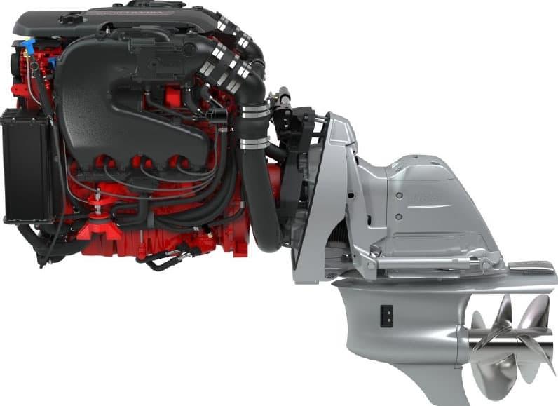 Gasoline AQ engines