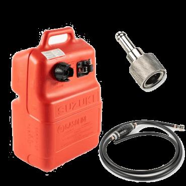 Fuel tanks, Lines & connectors