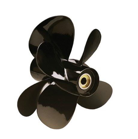 Rear propeller